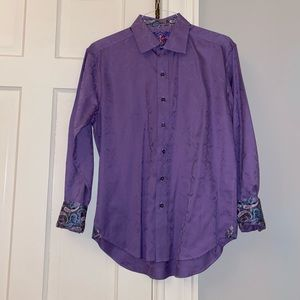 Robert Graham men's shirt. Size medium.